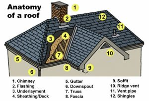 Anatomy Of A Roof Craft Corp