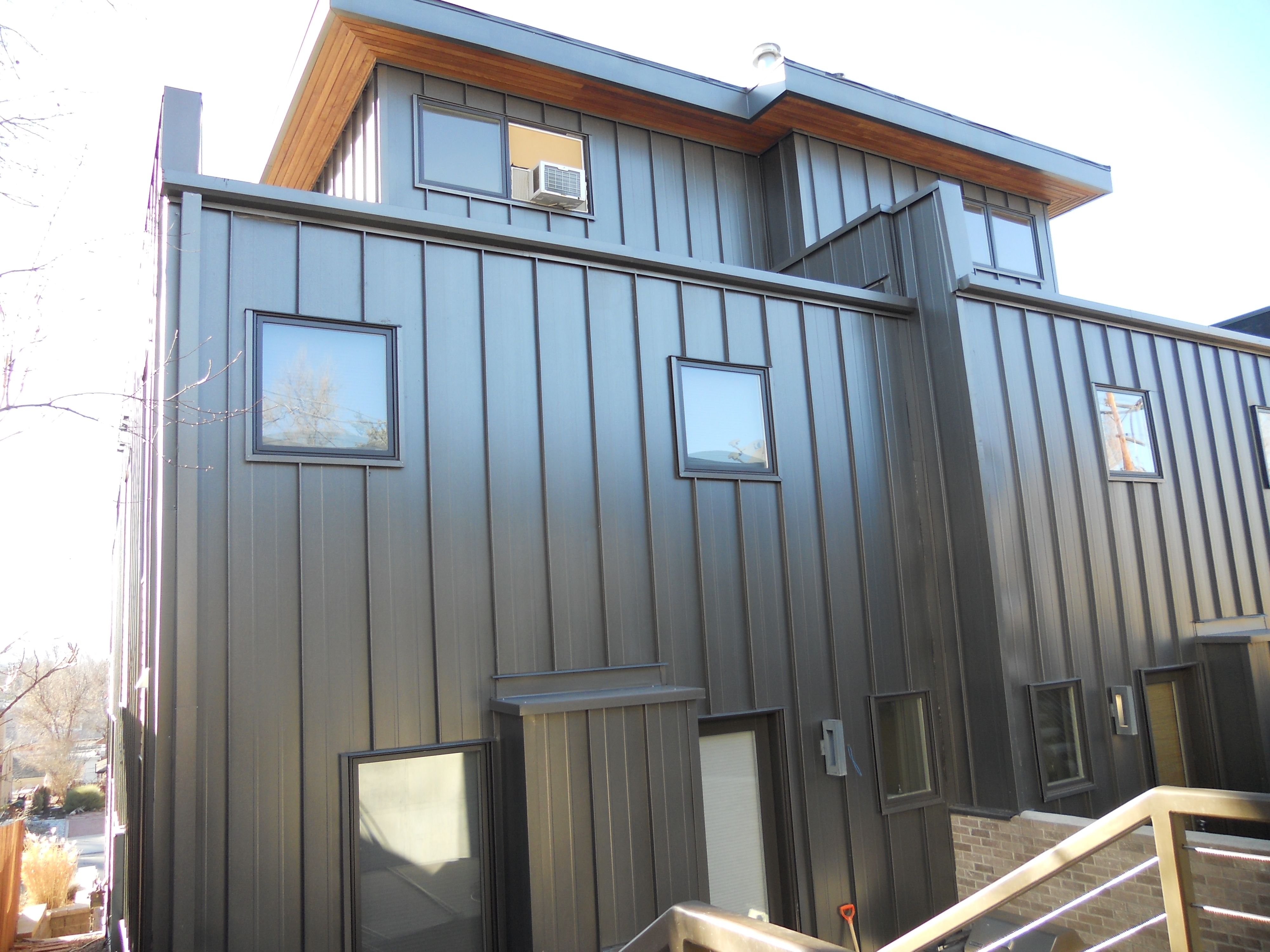 Call 303 424 9707 Or Email Craft Corp Today For A Free Metal Roofing And Siding Quote